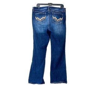 SALE ❤️ Torrid size 14 denim jeans bootcut 430126